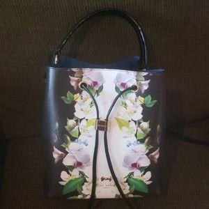 Ted Baker Bow Bucket Hand Bag NWT